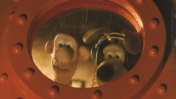 Wallace Gromit Les Inventuriers Une Grande Excursion 2