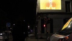 ANIM' AU BALCON : PROJECTIONS MURALES